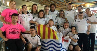 Campeonato Autonómico Natación FEDDI CV 2016 La Nucía (Alicante)
