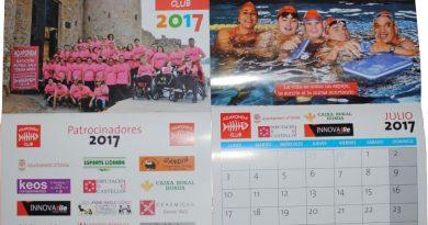 Presentación Calendario Solidario 2017