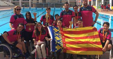 Campeonato de España de Natación en Edad Escolar en Palma de Mallorca