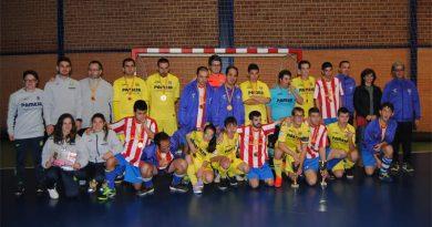 Open de Navidad de Deporte Adaptado de Navidad en Onda, Fútbol Sala