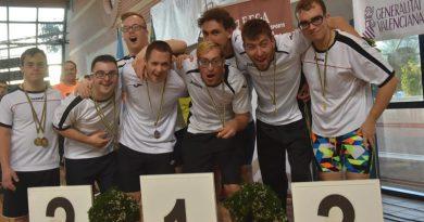 Campeonato autonómico de Natación por clubs en Torrevieja