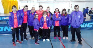 1a. jornada de Liga de Tenis de Mesa FEDDI en Vinarós