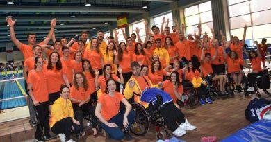 Campeonato de España de Natación por Comunidades Autónomas en Madrid