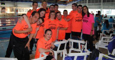 Campeonato Autonómico de Natación en Valencia