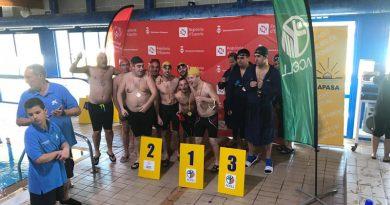 Campeonato Territorial de Natación Special Olympics en Amposta