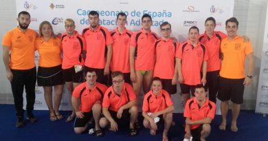 Campeonato de España de natación por Comunidades Autónomicas
