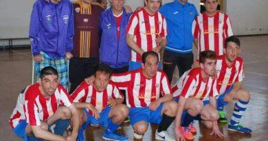 Segunda jornada de liga autonómica de Fútbol Sala