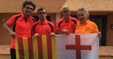Campeonato de España de Natación por Selecciones Autonómicas en San Fernando, Cádiz