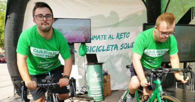 Bicicleta Solidaria de Caixa Rural d'Onda, Vuelta ciclista a España
