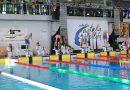 Participación de Eric Villegas en el trofeo Internacional de Natación en Castellón