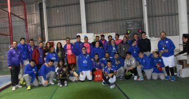 XIII Open de Navidad de Deporte Adaptado en Onda, Pádel