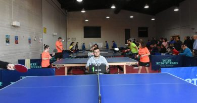 XIII Open de Navidad de Deporte Adaptado en Onda, Tenis de Mesa