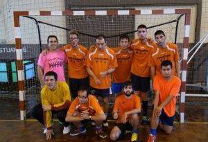 Competición de Futbol Sala en Paterna y Torneo demostración en Marina d'Or