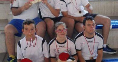VII Torneo Cocemfe Maestrat de Tenis de mesa en Vinaroz