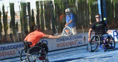 Torneo de pádel en Silla de Ruedas en Onda