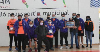 Campeonato Autonómico de Tenis de mesa en Onda
