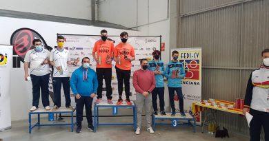Campeonato de España de padel FEDDI en Ontinyent